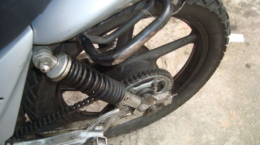 Dafra Speed (150cc) - Foto #6