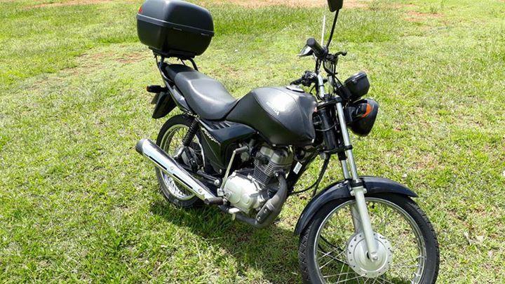 Honda CG 125 Fan KS - Foto #6