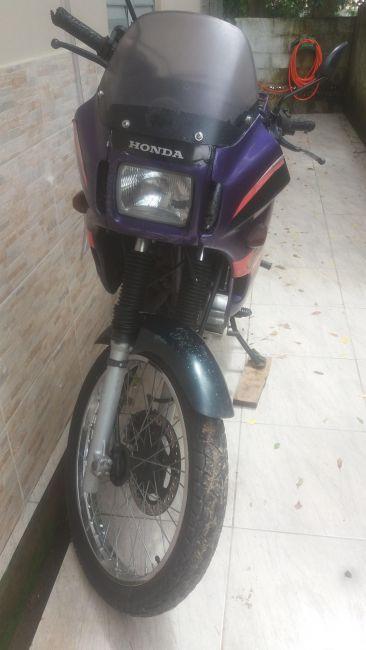 Honda NX 350 Sahara - Foto #3