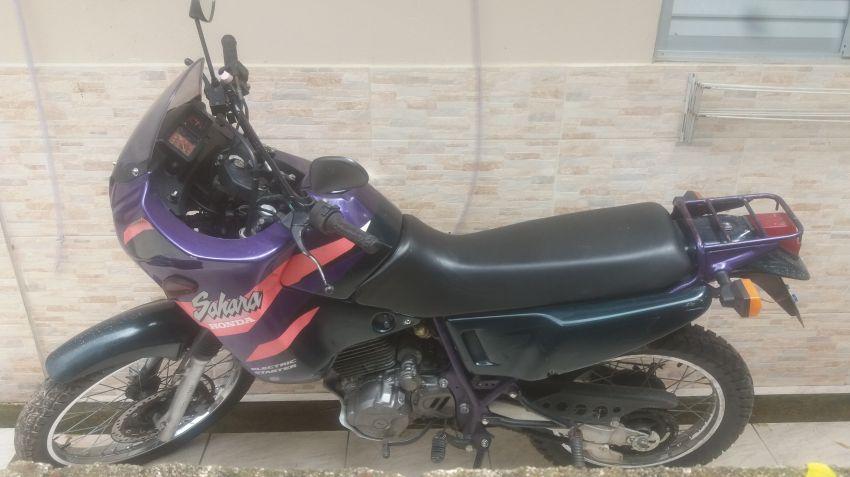 Honda NX 350 Sahara - Foto #4