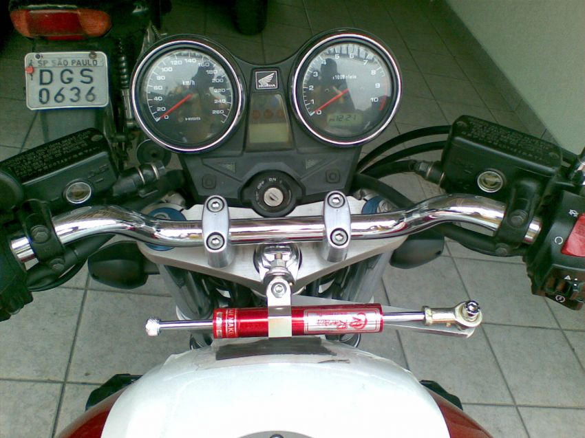 Honda CB 1300 Super Four (STD) - Foto #2