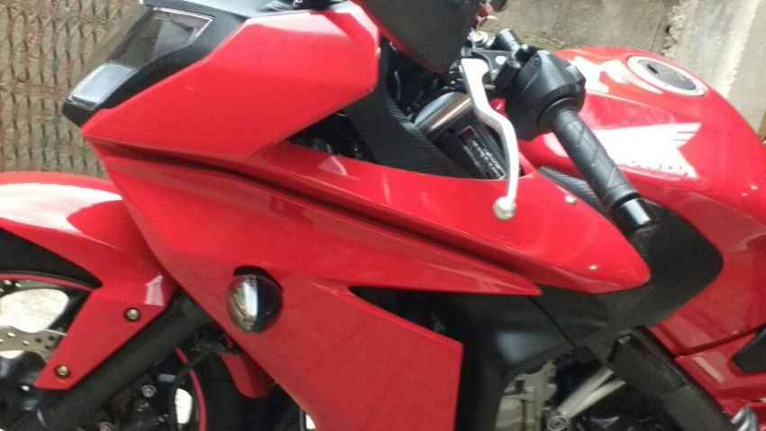 Honda CB 650F (ABS) - Foto #2