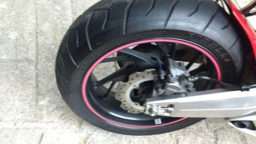 Honda CB 650F (ABS) - Foto #4