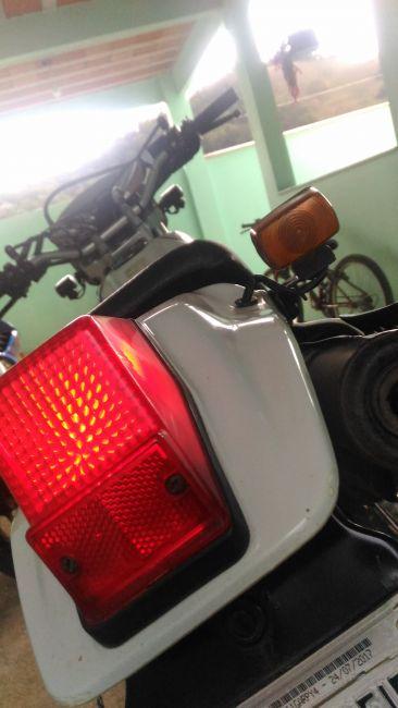 Honda XR 200 R - Foto #4