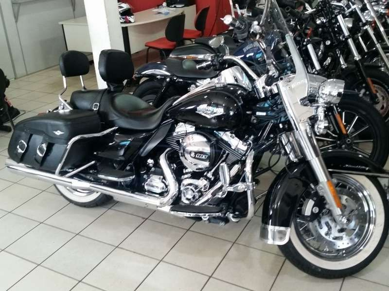 Harley-Davidson Flhr Road King Classic - Foto #1