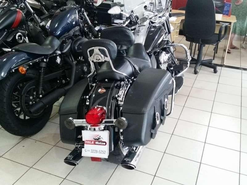 Harley-Davidson Flhr Road King Classic - Foto #3