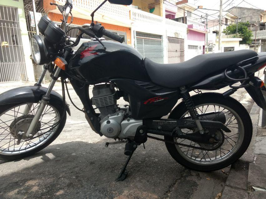 Honda CG 125 Fan - Foto #1