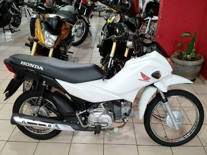 Honda Pop 110i - Foto #1