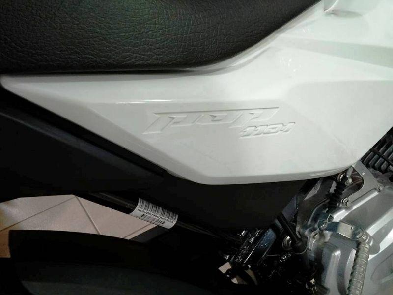 Honda Pop 110i - Foto #5