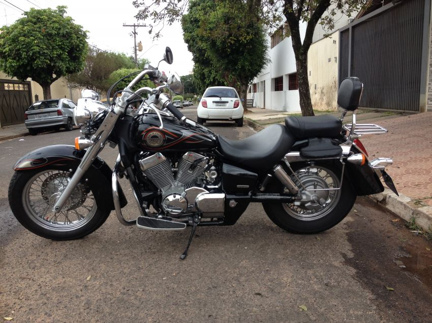 Honda Shadow 750 - Foto #5