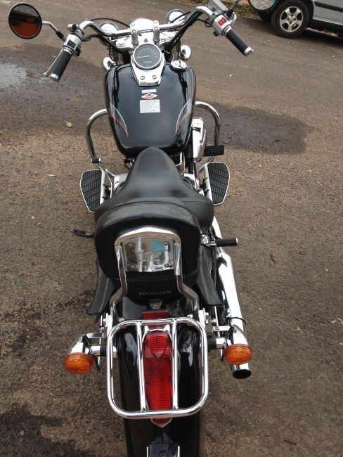 Honda Shadow 750 - Foto #9