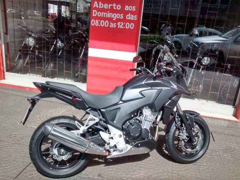 Honda CB 500X (ABS) - Foto #1