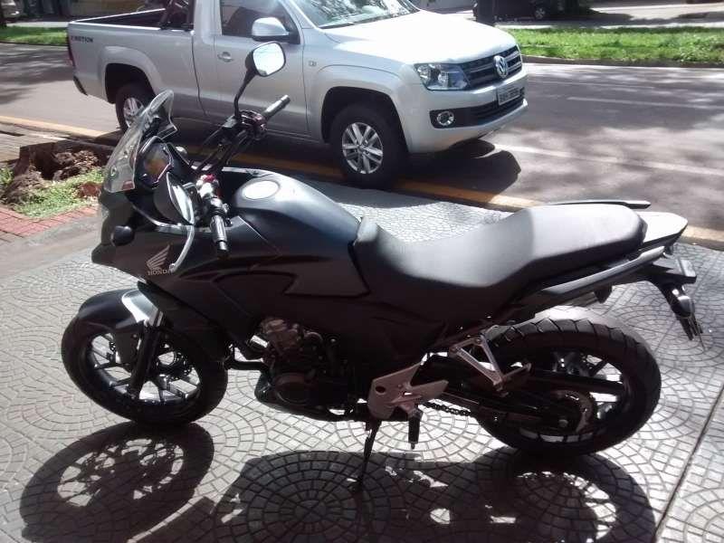 Honda CB 500X (ABS) - Foto #5