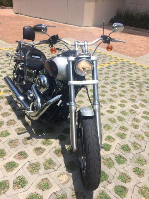Harley-Davidson Dyna Low Rider - Foto #1