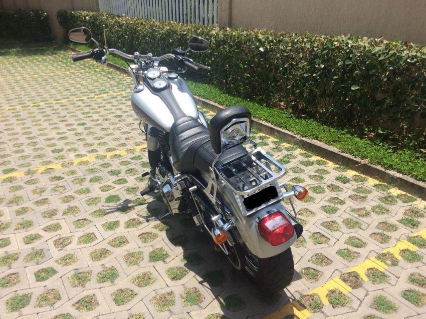 Harley-Davidson Dyna Low Rider - Foto #5