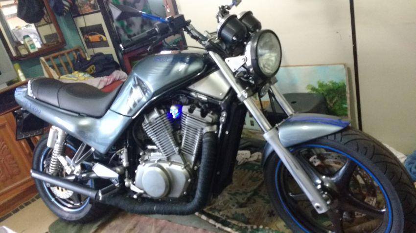 Suzuki VX 800cc - Foto #4