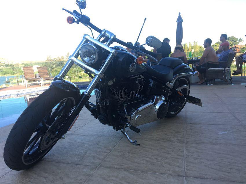 Harley-Davidson Breakout - Foto #2