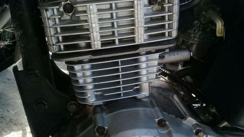 Yamaha YBR 125 K - Foto #2