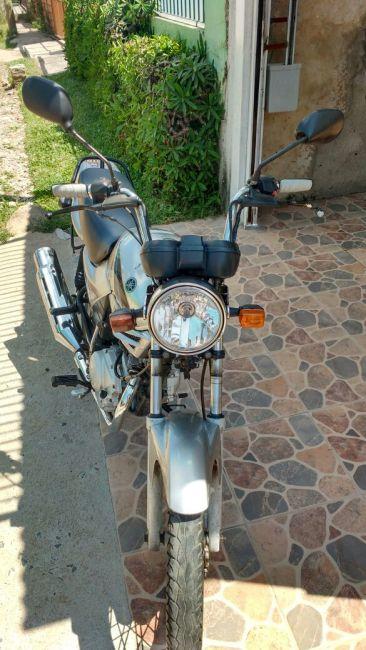 Yamaha YBR 125 K - Foto #5