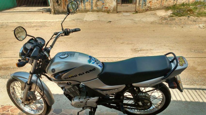 Yamaha YBR 125 K - Foto #6