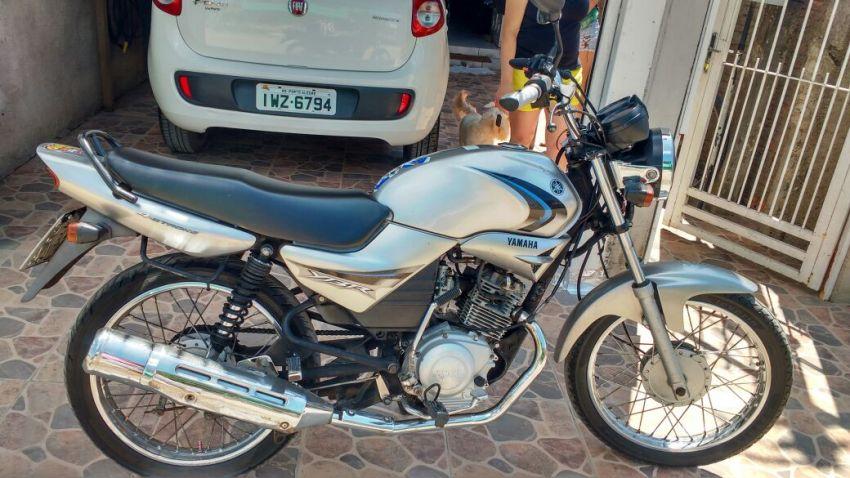 Yamaha YBR 125 K - Foto #7