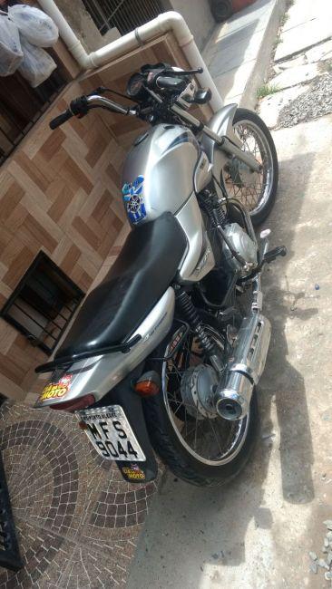 Yamaha YBR 125 K - Foto #9