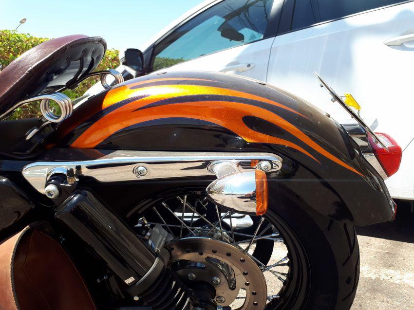 Harley-Davidson Sportster 1200 Custom - Foto #1