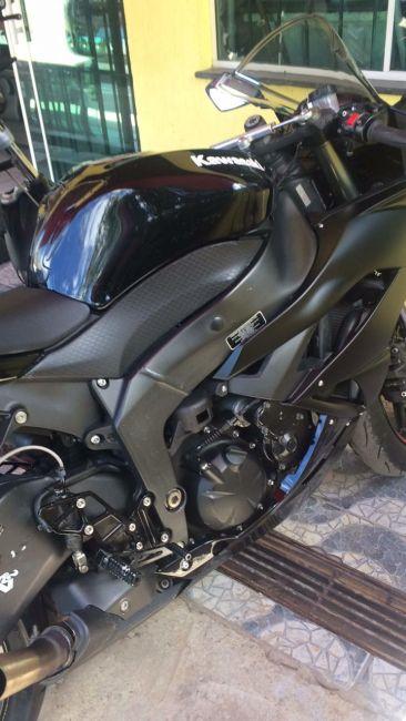 Kawasaki Ninja ZX 6R (600cc) - Foto #2