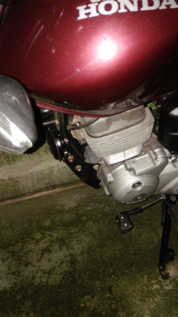 Honda CG 150 Fan ESDi - Foto #9