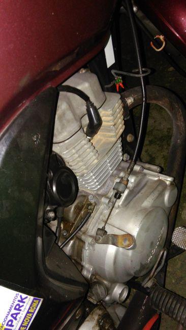 Honda CG 150 Fan ESDi - Foto #10