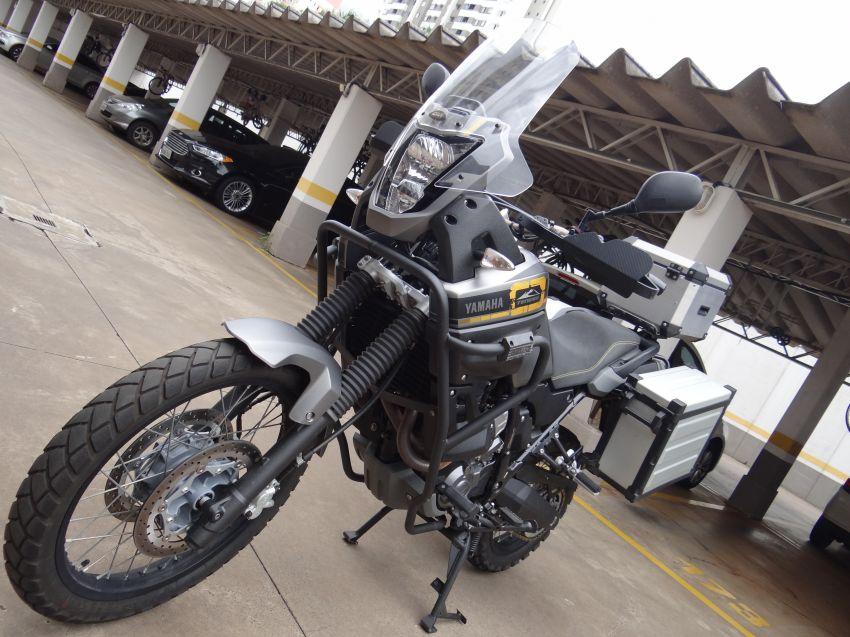 Yamaha XT 660Z Teneré - Foto #7