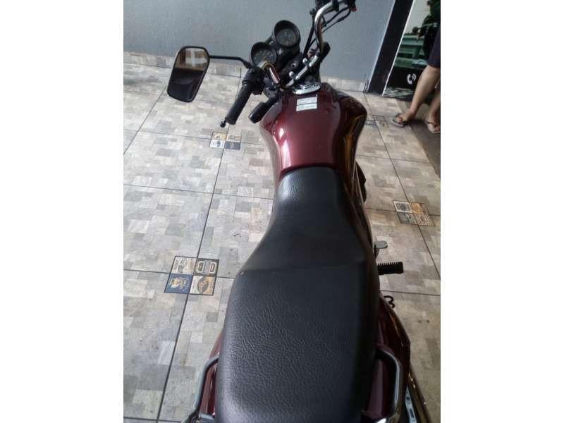 Honda CG 150 Fan ESDi - Foto #2