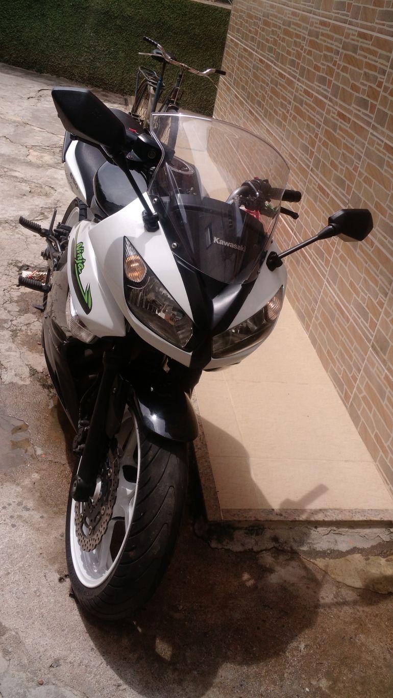 Kawasaki Ninja 650R - Foto #7