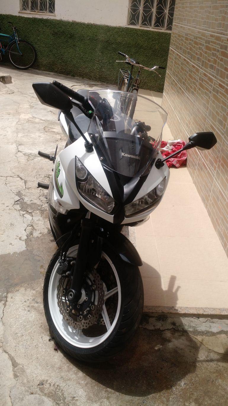 Kawasaki Ninja 650R - Foto #9