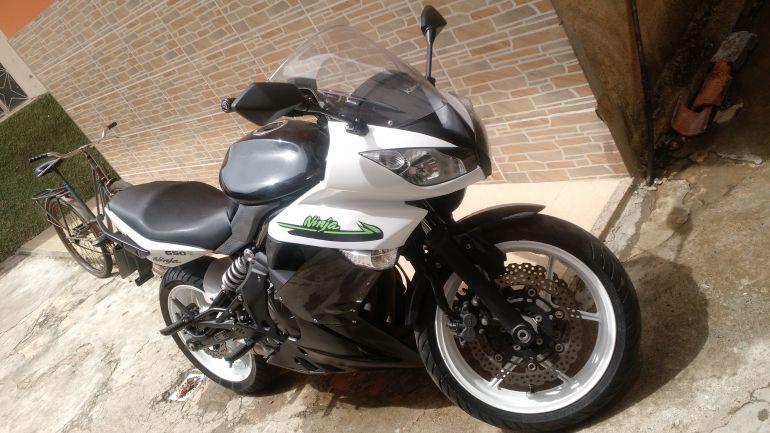 Kawasaki Ninja 650R - Foto #10