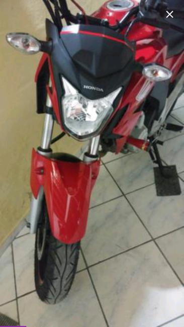 Honda Twister (STD) - Foto #5