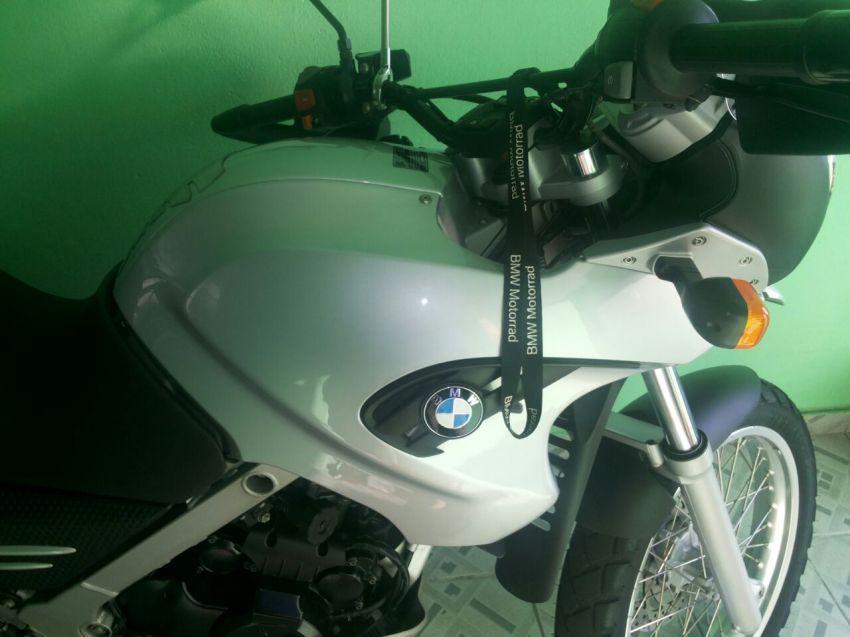 BMW G 650 GS - Foto #3