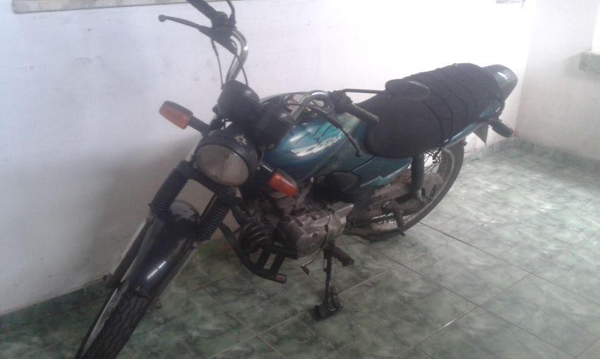 Honda CG 125 Titan - Foto #2