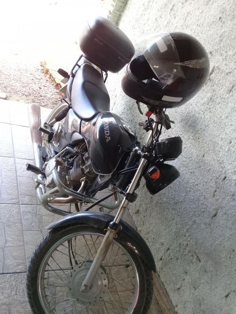 Honda CG 125 Fan - Foto #2