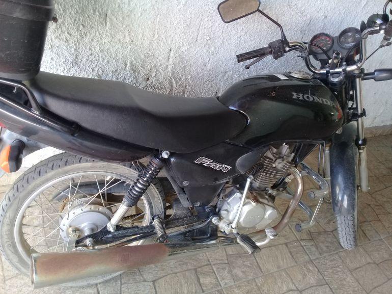 Honda CG 125 Fan - Foto #3