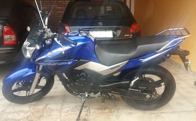 Yamaha YS 250 Fazer Blueflex - Foto #3