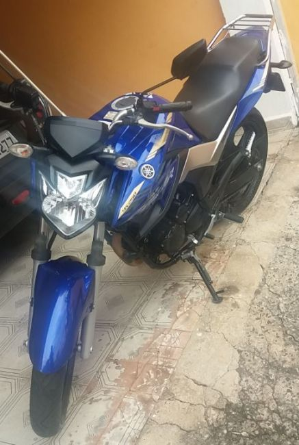 Yamaha YS 250 Fazer Blueflex - Foto #6