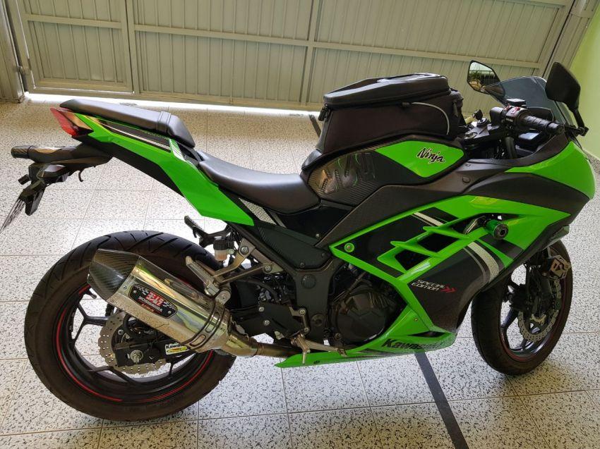Kawasaki Ninja 300 (ABS) - Foto #9