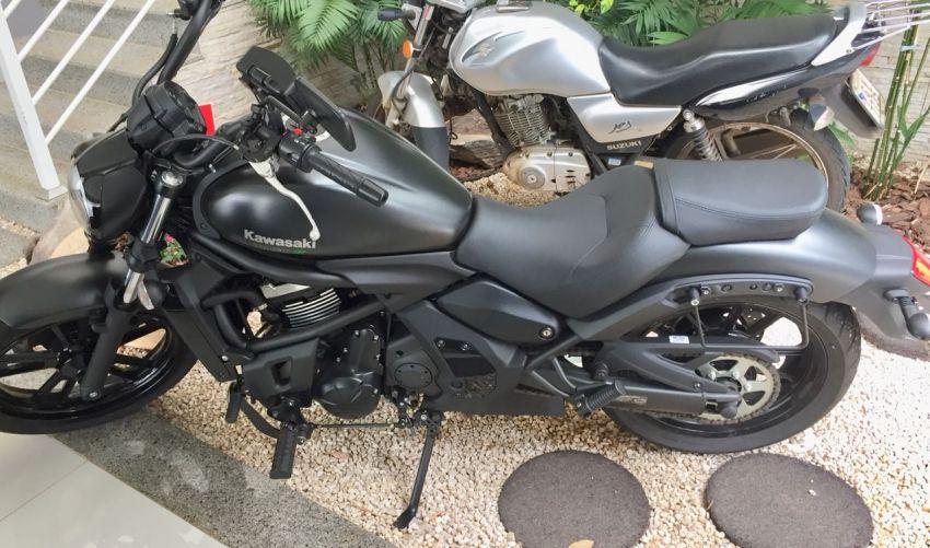 Kawasaki Vulcan Vn (750cc) - Foto #4