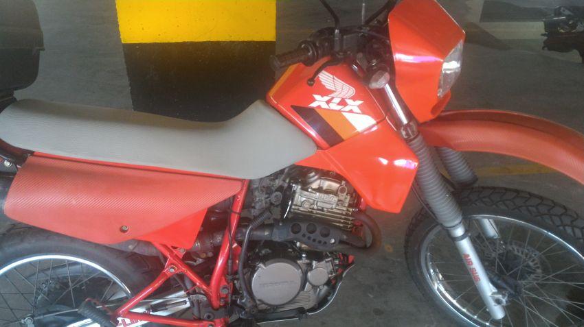 Honda XL 350 - Foto #5