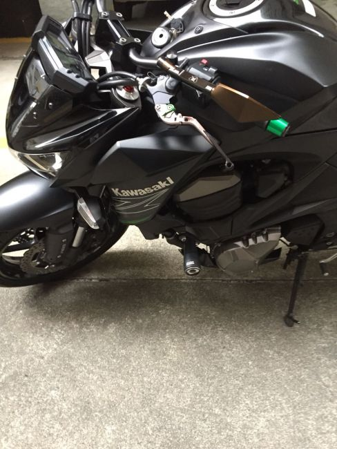 Kawasaki Z 800 (ABS) - Foto #4