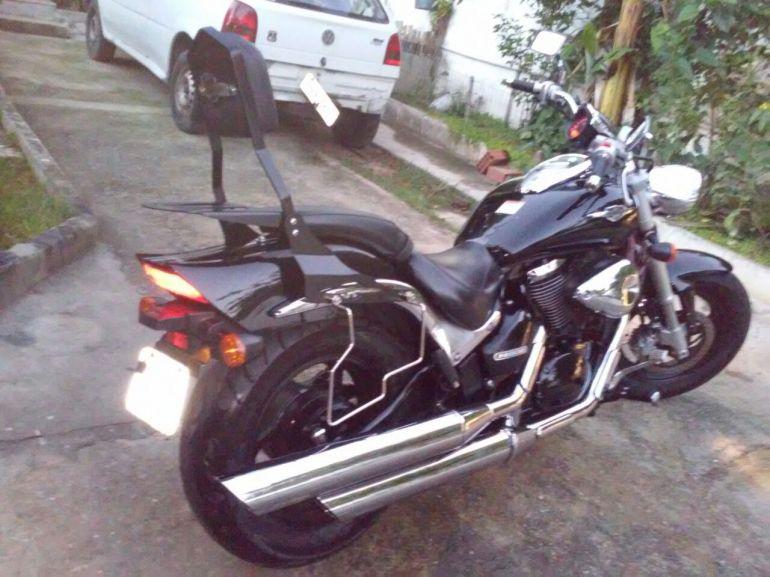 Suzuki Boulevard M800 - Foto #1