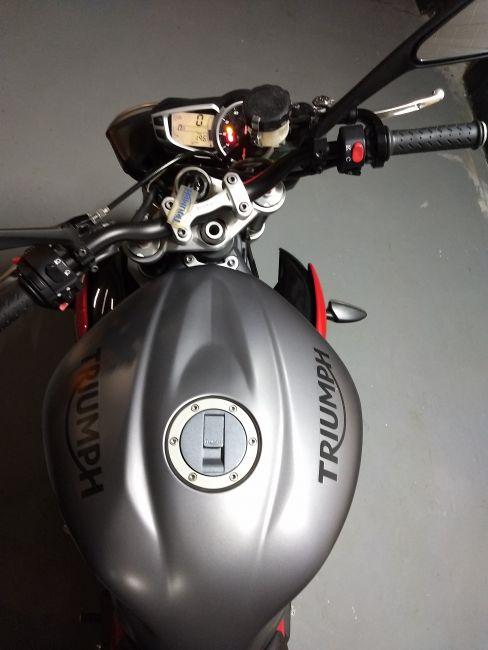 Triumph Street Triple 675R (ABS) - Foto #2
