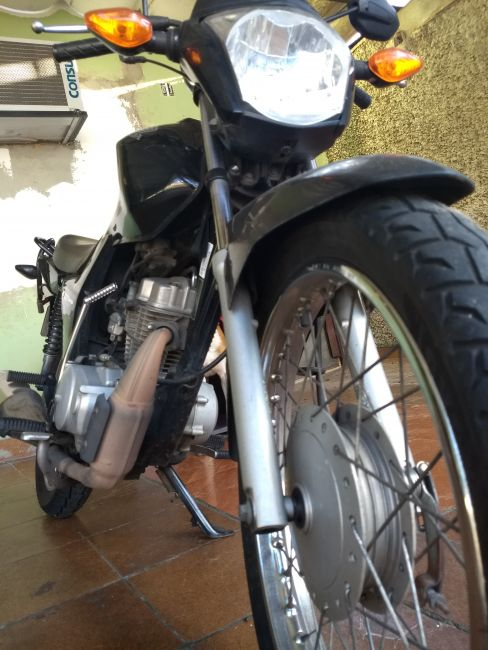 Honda CG 125 Fan KS - Foto #3