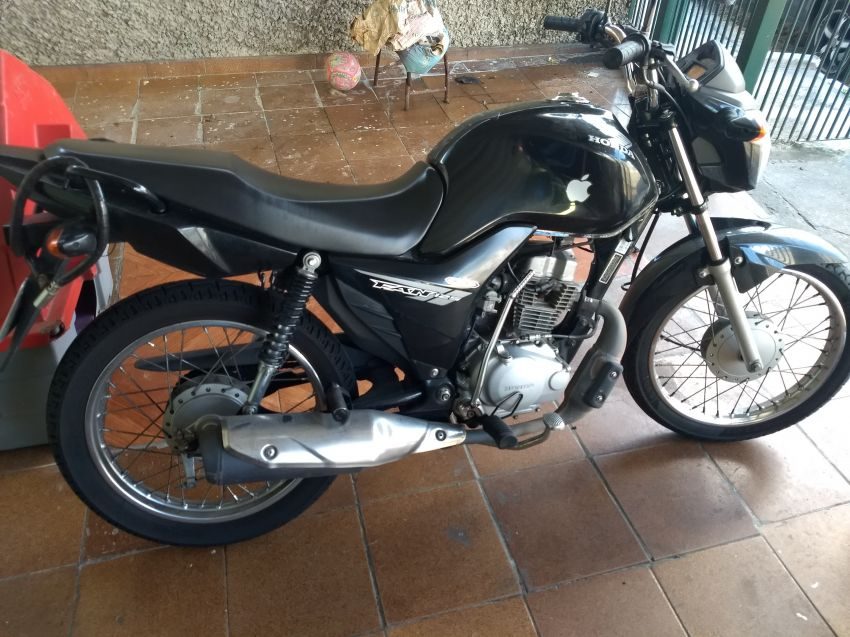 Honda CG 125 Fan KS - Foto #4